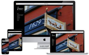 Webdesign website Schotman Restauratie