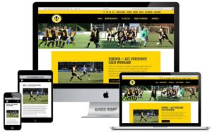 Webdesign website v.v. Vorden
