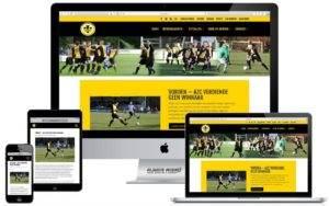 Webdesign website v.v. Vorden