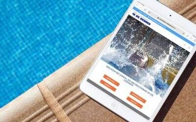 Nieuwe website Zwem- en recreatiebad in de Dennen